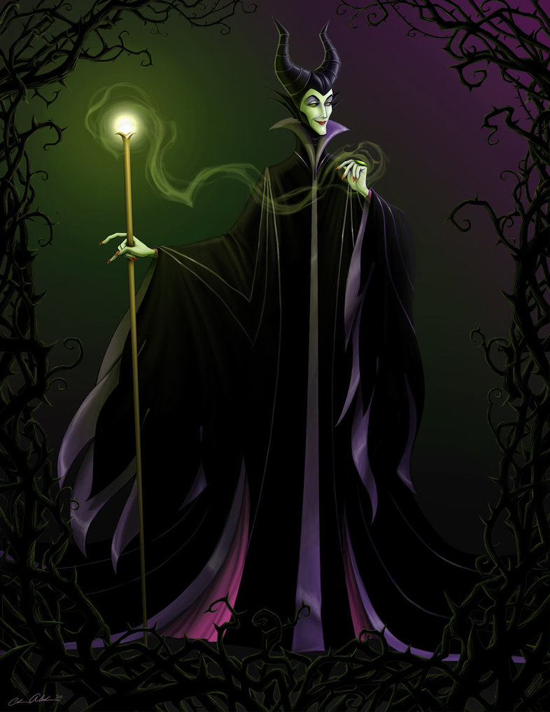 Free Download Maleficent Fan Art Commission By Chrisables