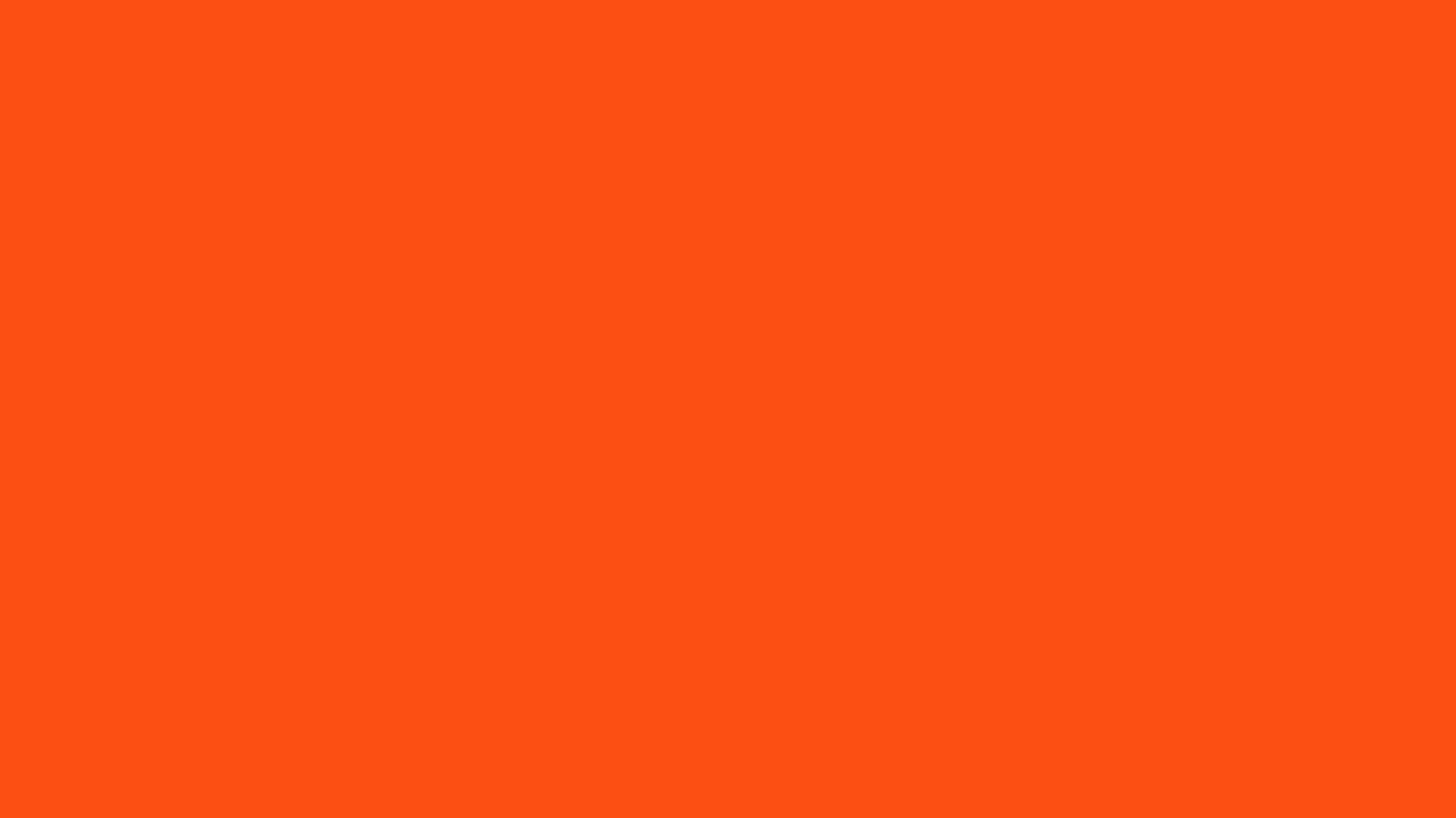 Solid Orange Wallpaper - WallpaperSafari