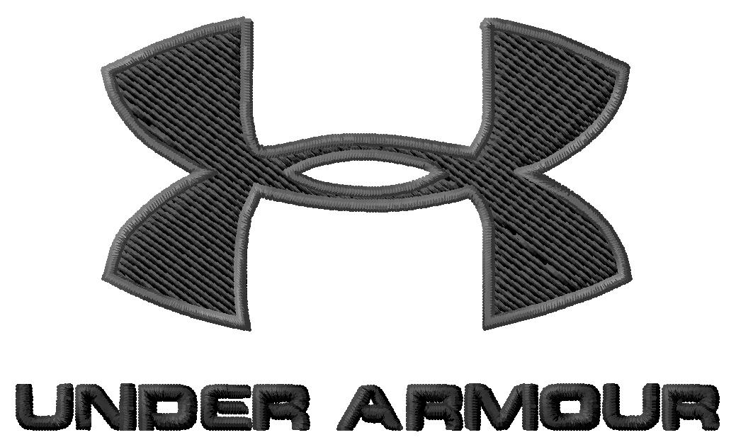 underarmour logo Colouring Pages 1039x631