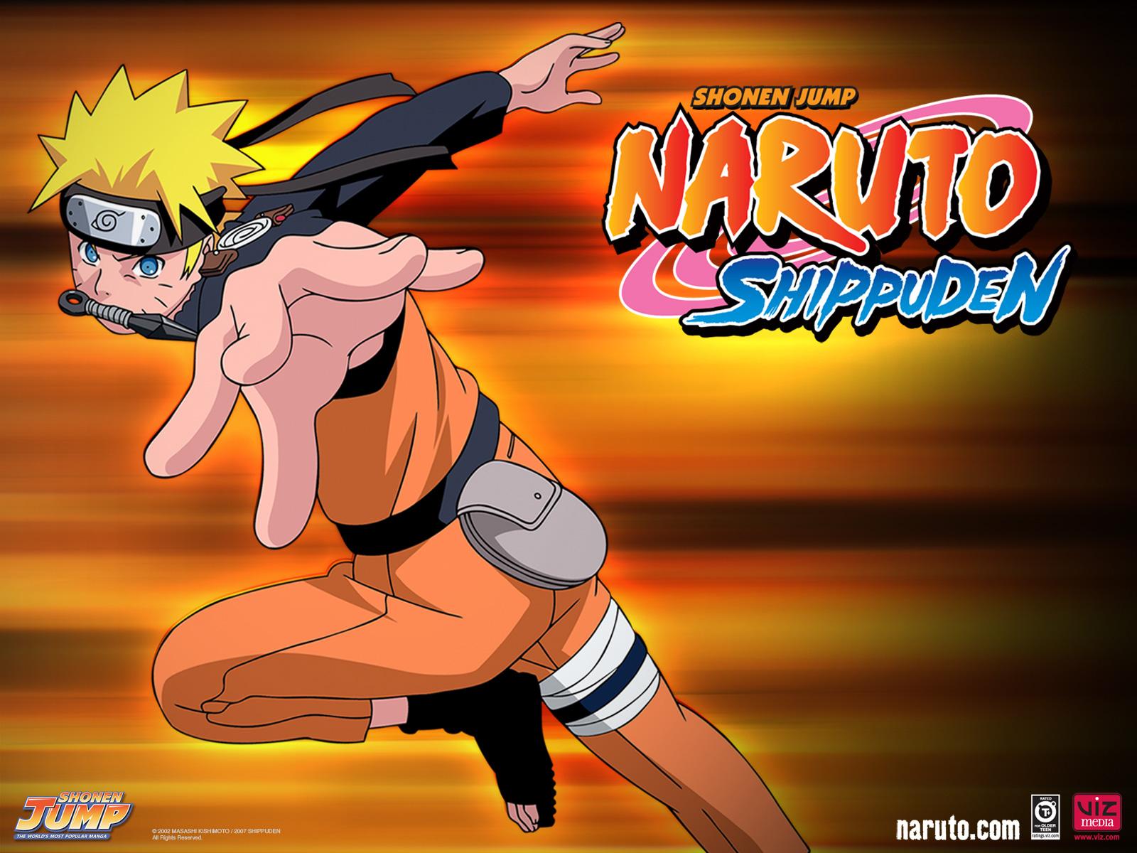 Naruto Shippuuden Naruto Uzumaki 1600x1200