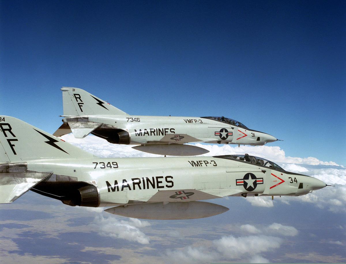 Marine F 4 Phantom Wallpaper - WallpaperSafari