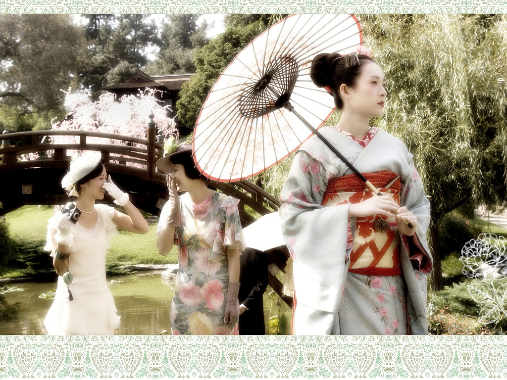 Wallpaper Memoirs of a Geisha by Nienie on deviantART 1024x768