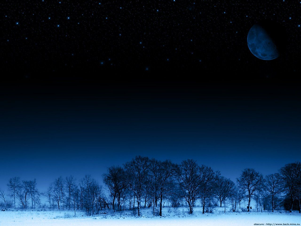 night sky desktop wallpaper   weddingdressincom 1280x960