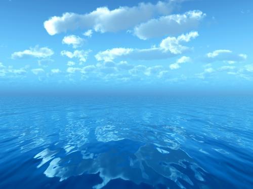 Ocean Wallpaper Borders 500x375