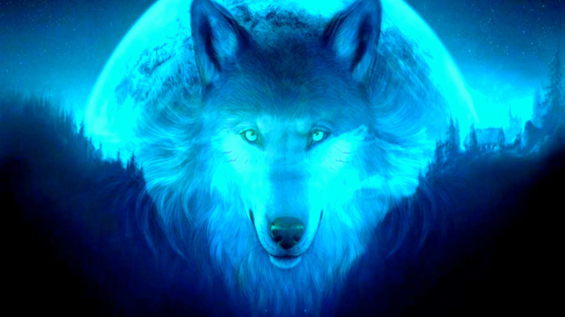 Cool Wolf Desktop Backgrounds 2021 Live Wallpaper HD 1920x1080
