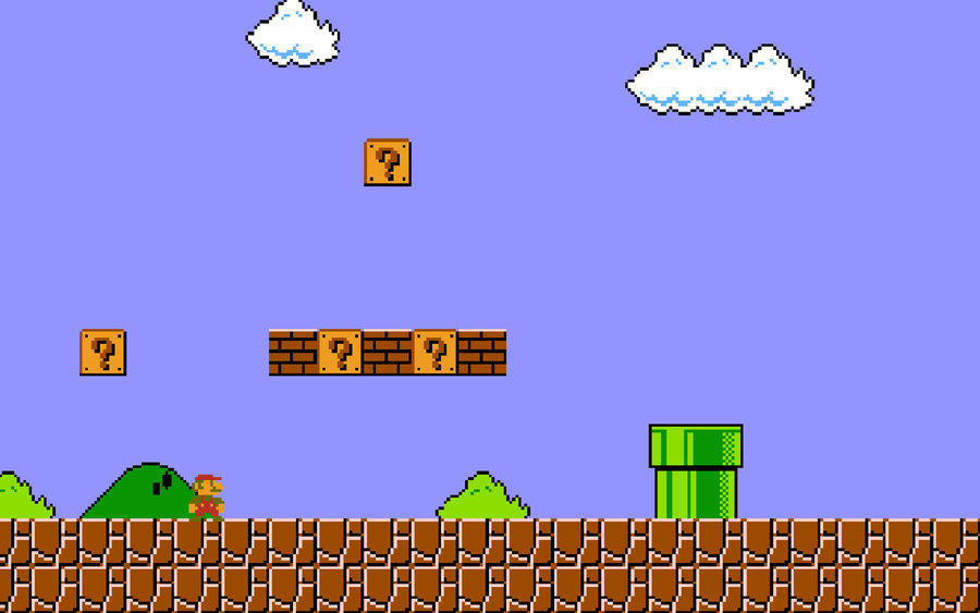 Download Colorful Backgrounds 27 Super Mario 100 Quality HD 900x563