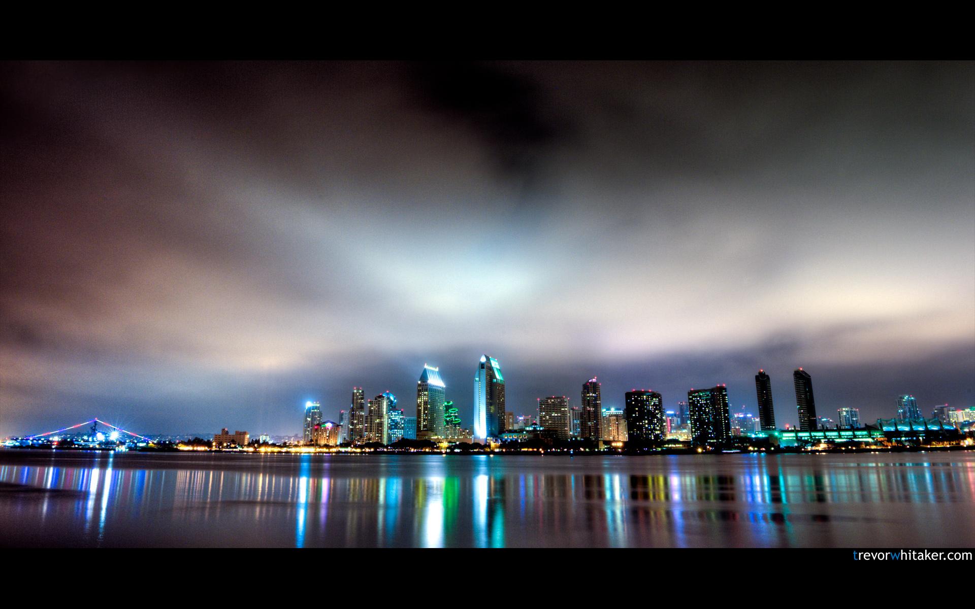 35+ HD Seattle Skyline Wallpapers on WallpaperSafari
