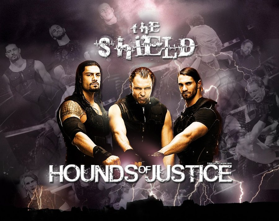The Shield Wwe Wallpaper 2013 More like this 4 comments 900x713