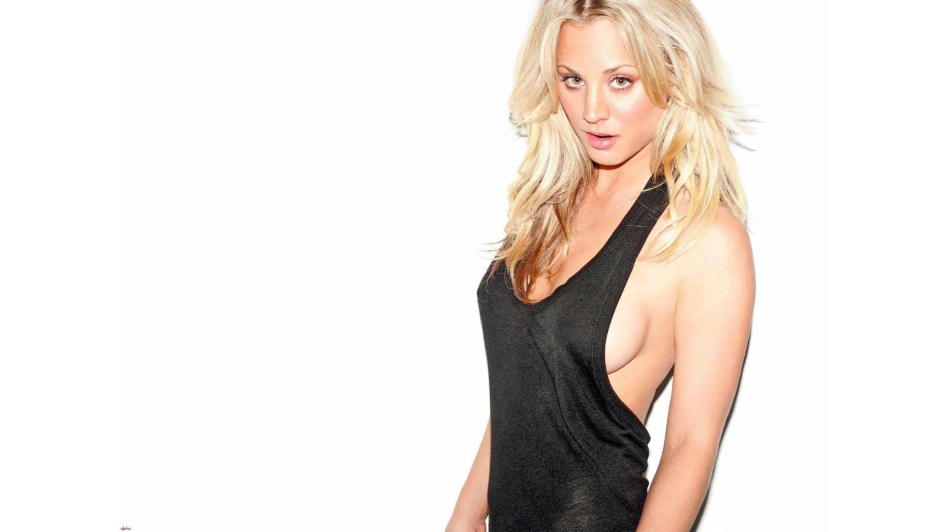 Kaley Cuoco Wallpapers Images Photos Pictures Backgrounds 3840x2160