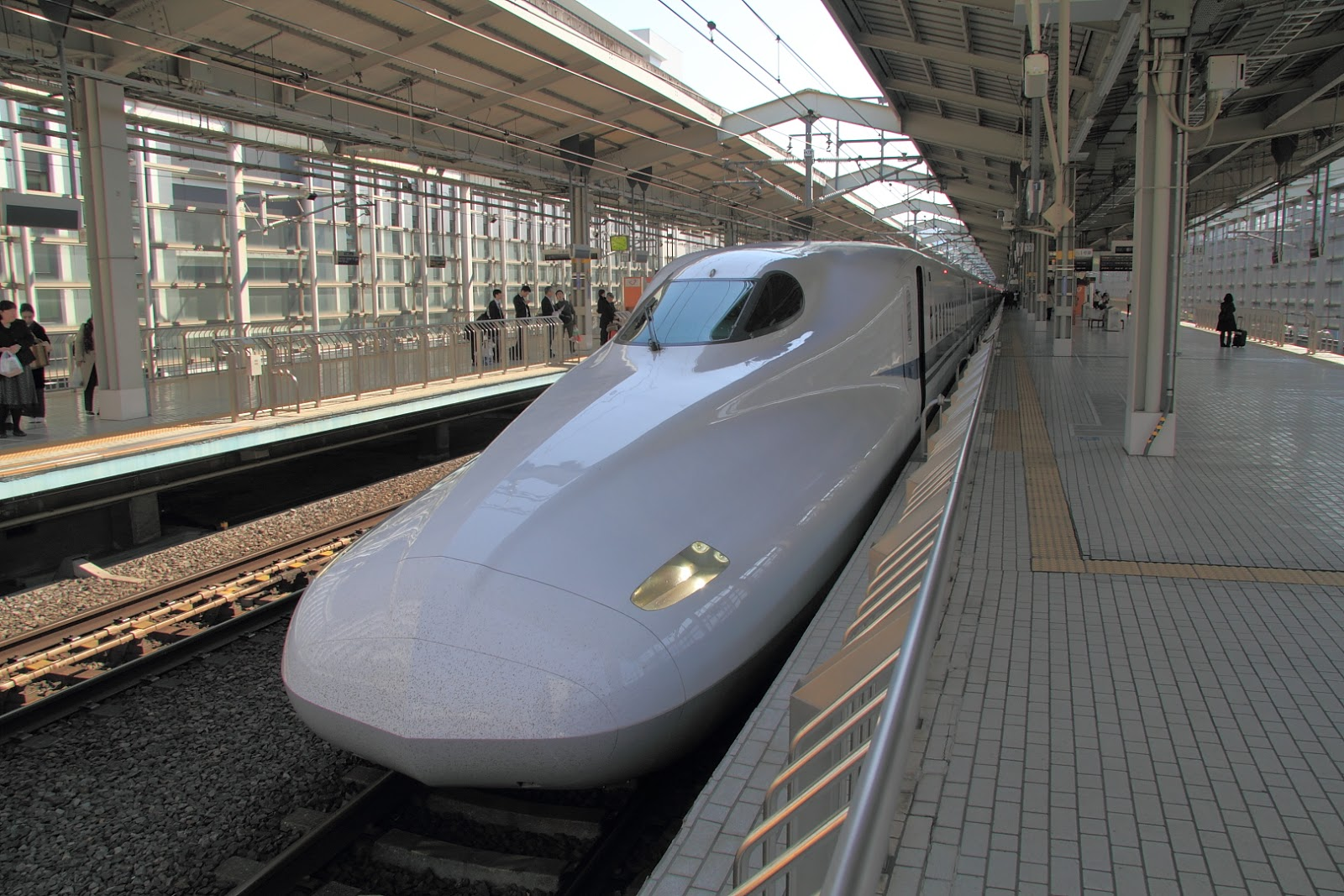 Bullet Trains Wallpaper 1600x1067