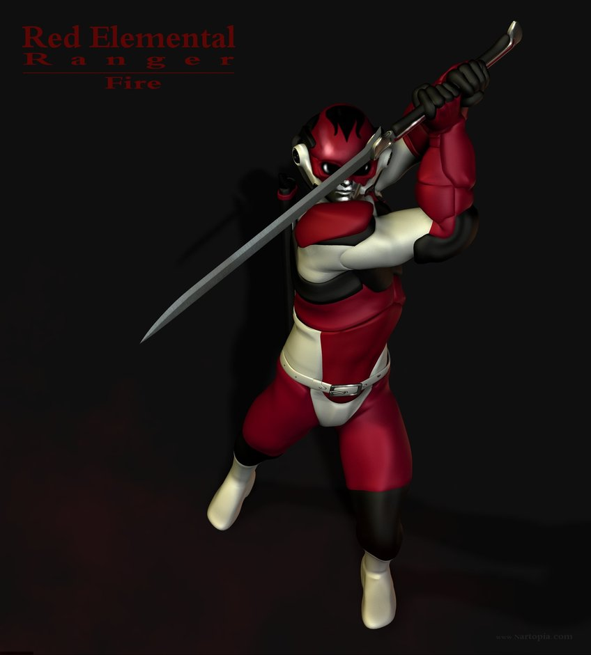 red ranger wallpaper - photo #28