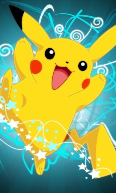 Cute Pikachu 2 Cartoon Wallpaper Pikachu 2 New Mobile Wallpaper 480x800