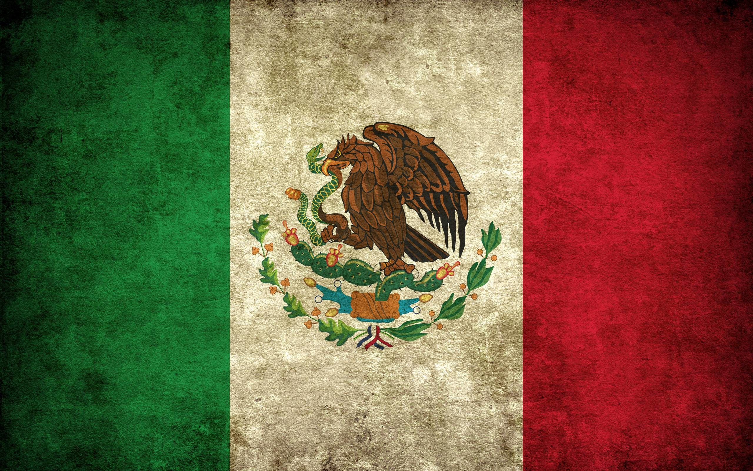 Mexico Flag Wallpaper 54 images 2560x1600