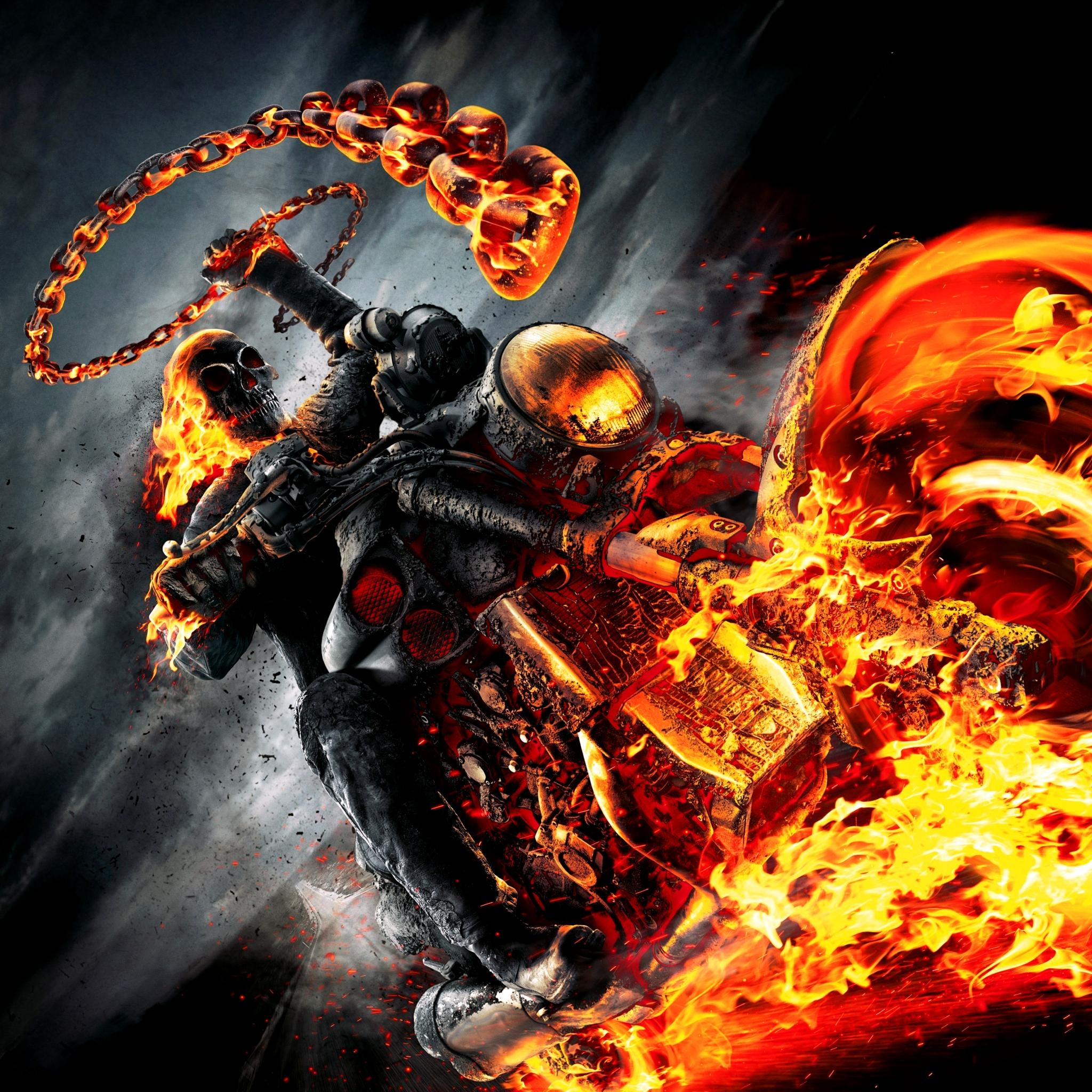 Ghost Rider   mobile9 2048x2048