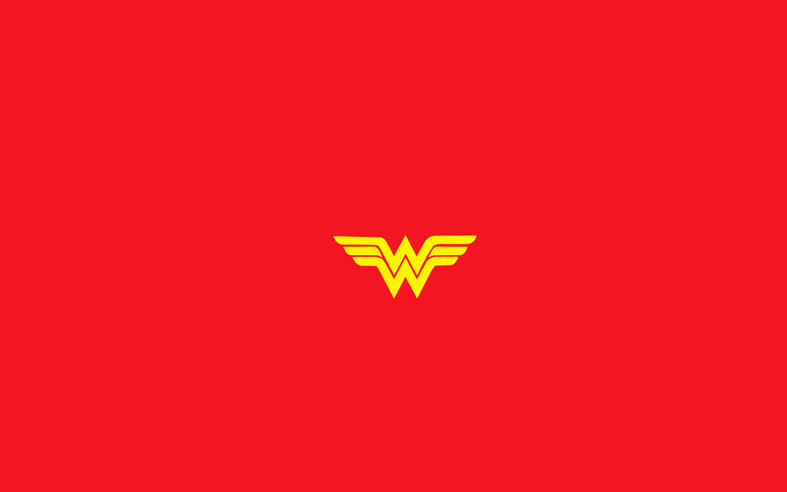 Wonder Woman Logo Wallpapers 2560x1600