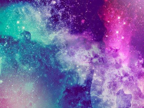 blue pink purple stars   image 531324 on Favimcom 500x374