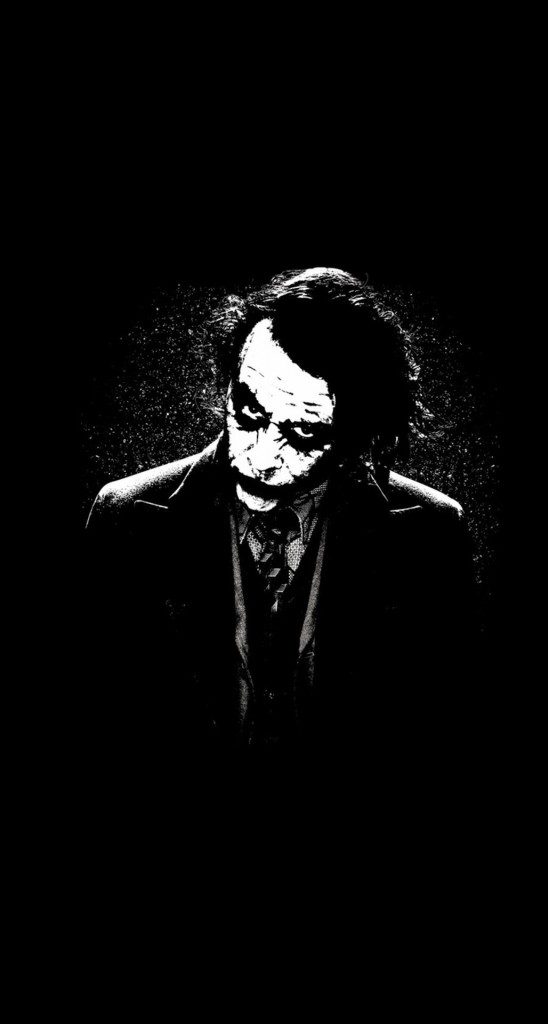 Free Download Download The Joker Iphone Wallpaper 548x1024 For