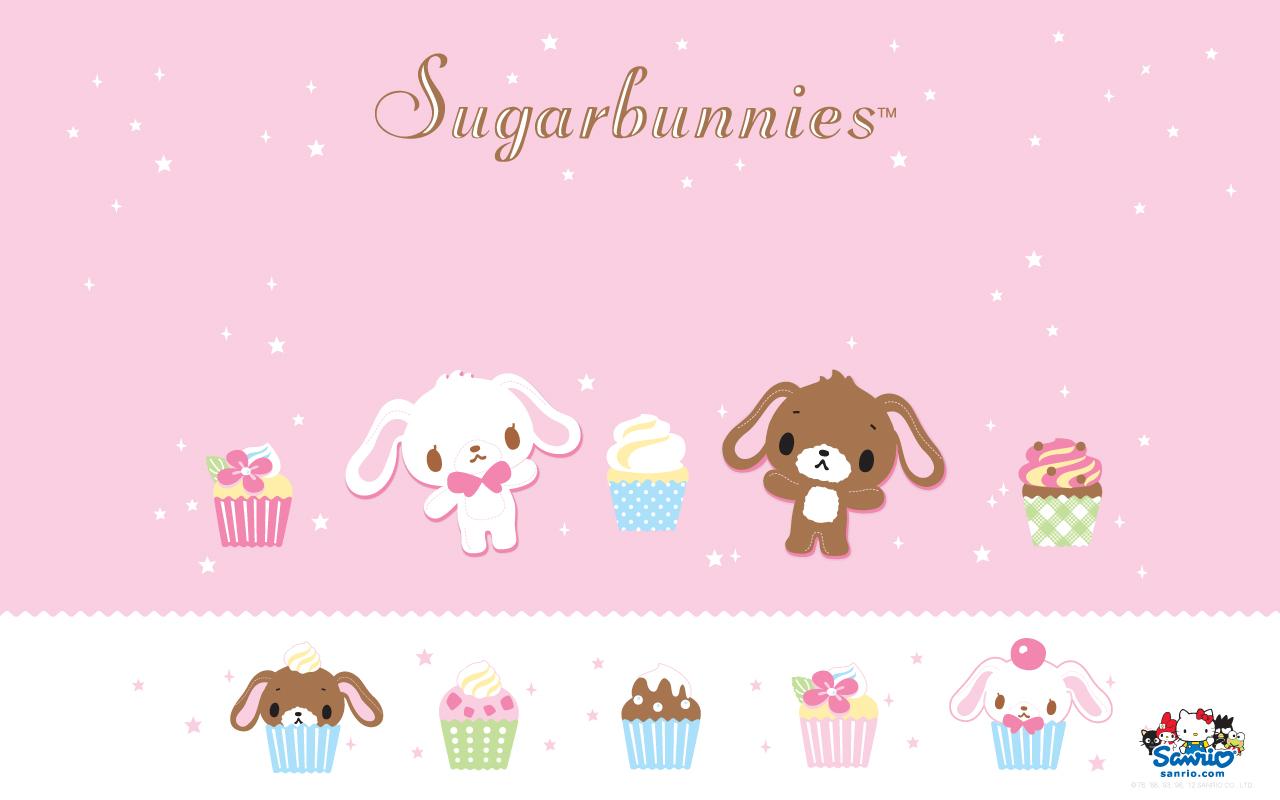 Wallpapers Sugar Bunnies vol 03   Le Coin Kawaii 1280x800