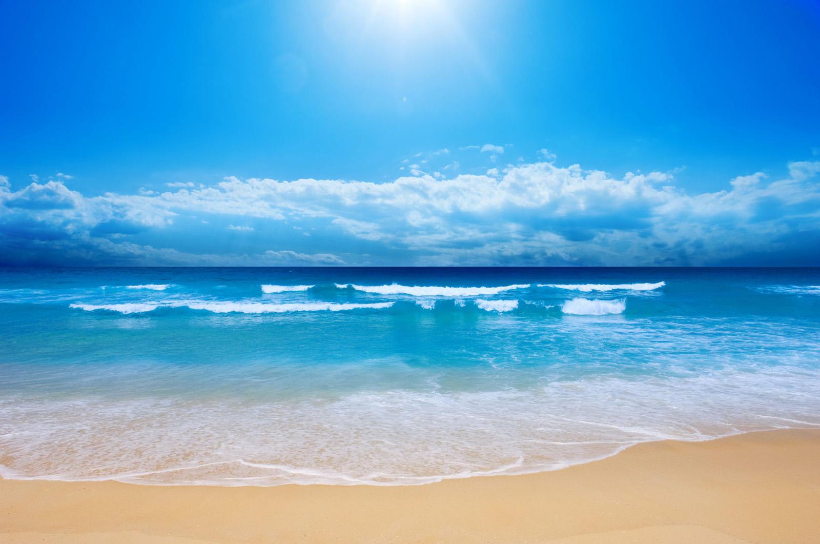 sea ocean wave beach sand wallpaper   View All 1600x1061