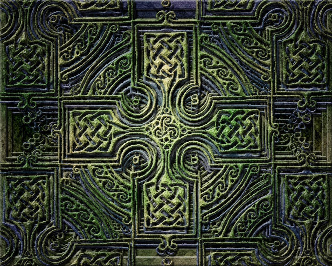 Celtic Cross Wallpapers   Top Celtic Cross Backgrounds 1280x1024