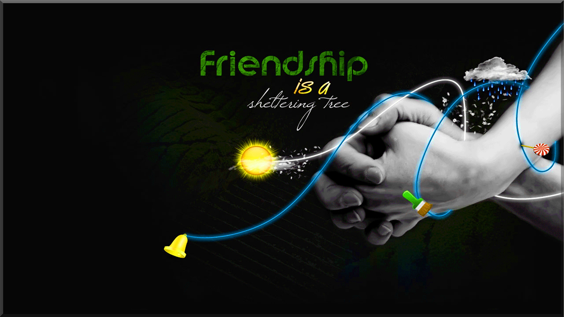 Friendship Quotes HD Wallpapers Wallpaper High Definition 1920x1080