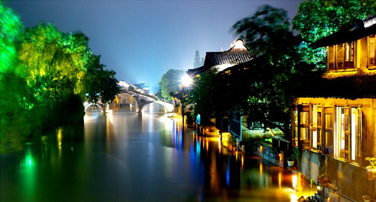 Wuxi has a subtropical monsoon maritime climate and the weather is 750x403