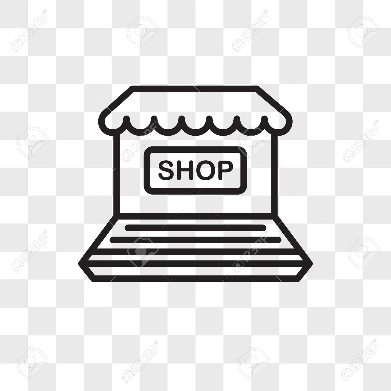Free Download Online Shop Vector Icon Isolated On Transparent Background Online 1300x1300 For Your Desktop Mobile Tablet Explore 33 Free Backgrounds Online Wallpapers Online Free Wallpaper Free Online Online Wallpapers Free