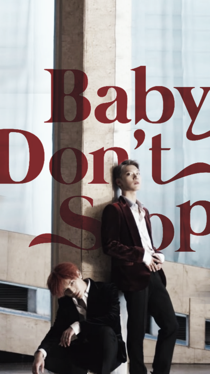 Fantastic Illusion Ten X Taeyong NCT U   Baby Dont Stop 720x1280