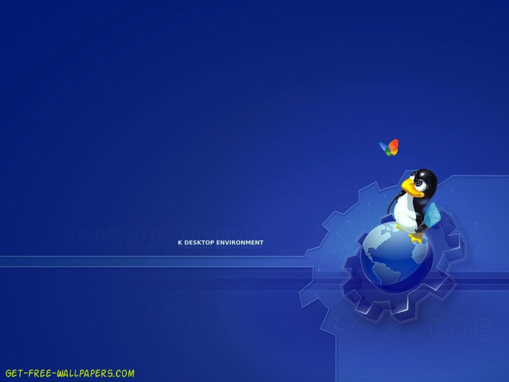 Download Linux Desktop Wallpaper 1024x768