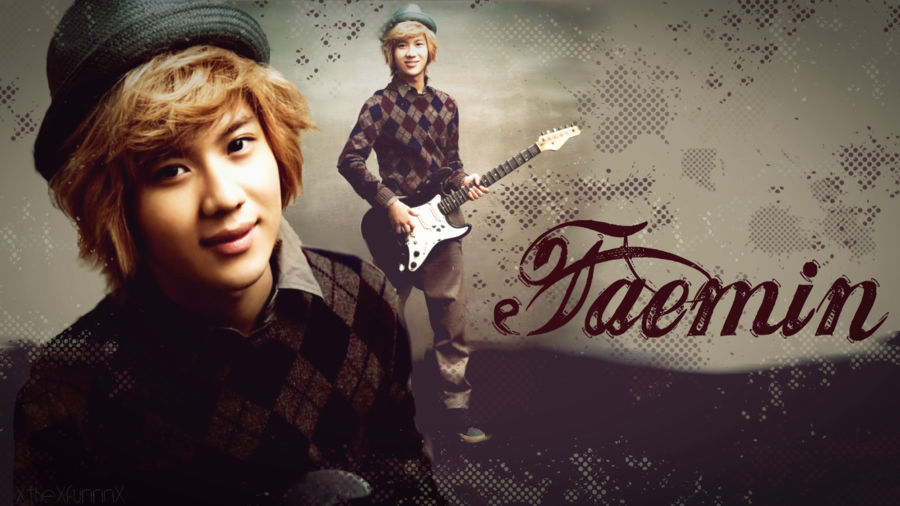 Taemin Wallpaper by xTHExFUNNNX 900x506