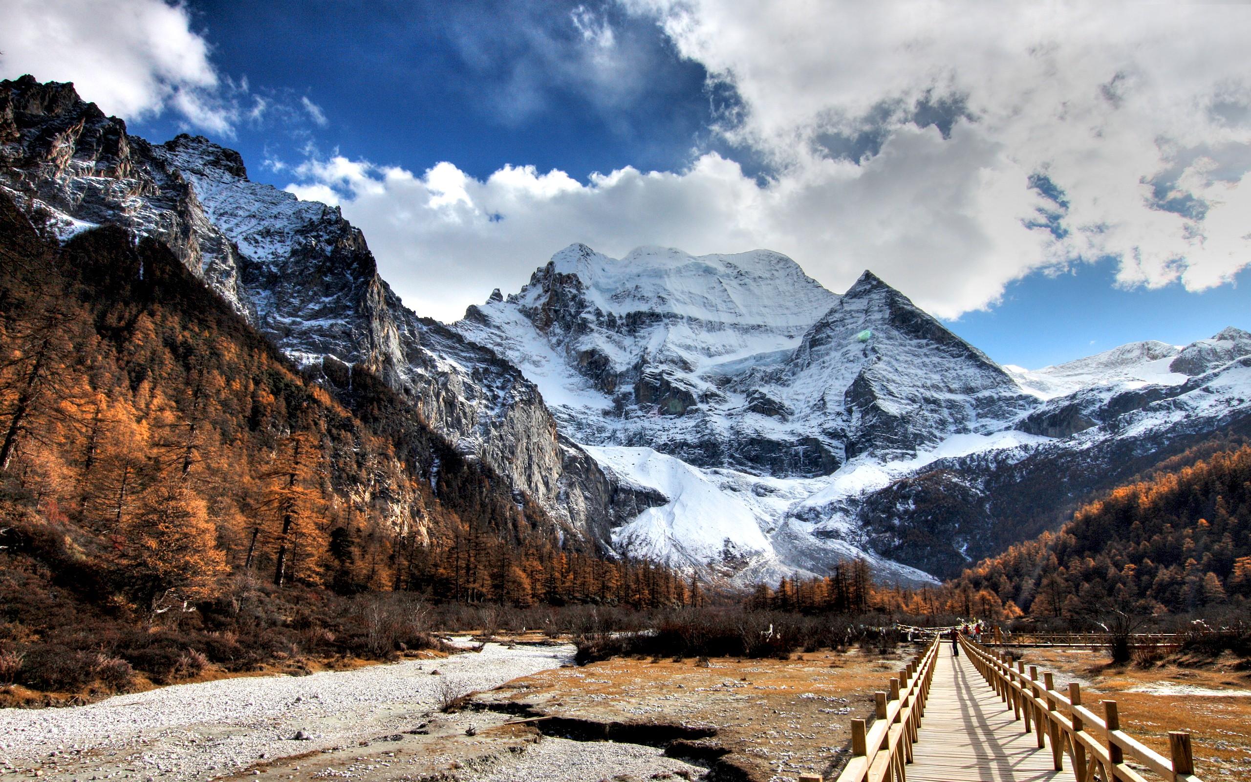 Mountains Landscapes Wallpaper 2560x1600 Mountains Landscapes Nature 2560x1600