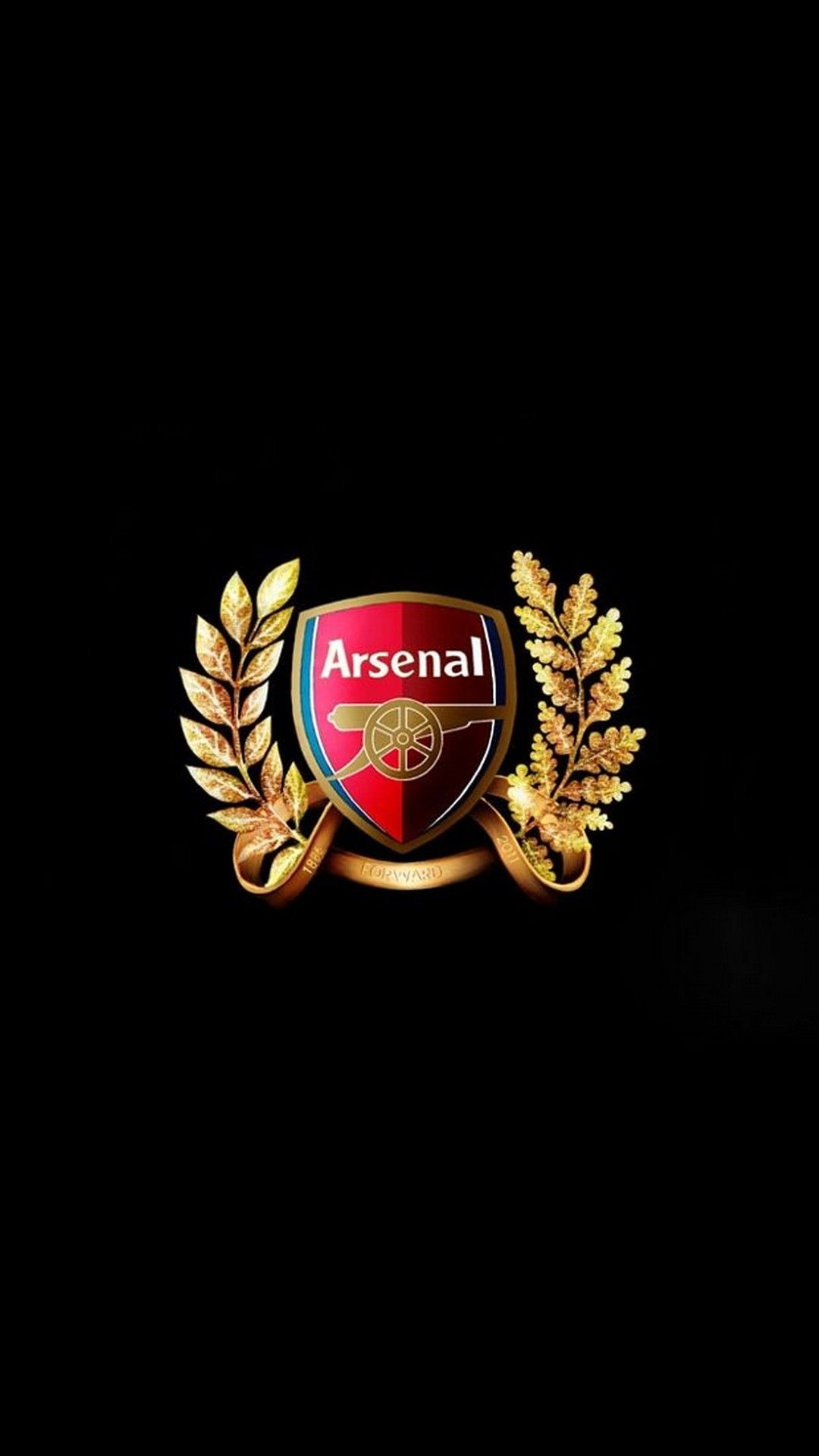 Arsenal Logo Wallpaper Android   2019 Android Wallpapers 1080x1920