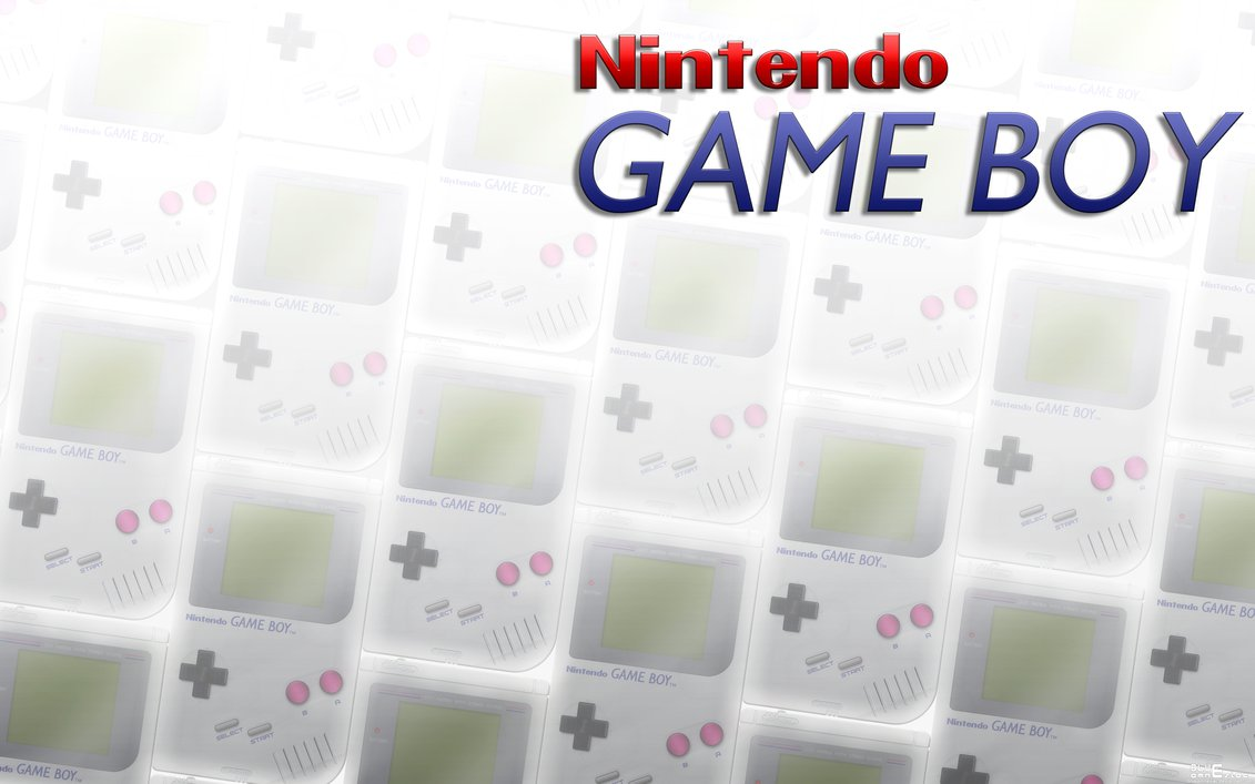 Game Boy Wallpaper by BLUEamnesiac 1131x707