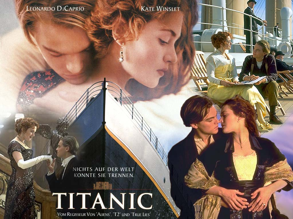 Games Wallpapers Movie wallpapers   DOWNLOAD Titanic Movie 1024x768