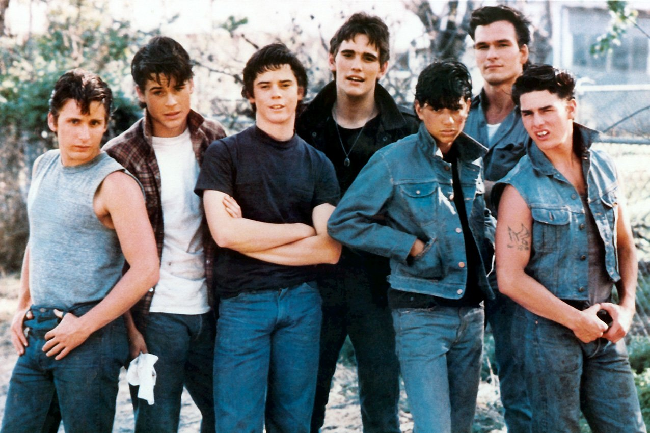 Outsiders Wallpaper   Outsiders Greasers Hd Wallpapers 1276x850
