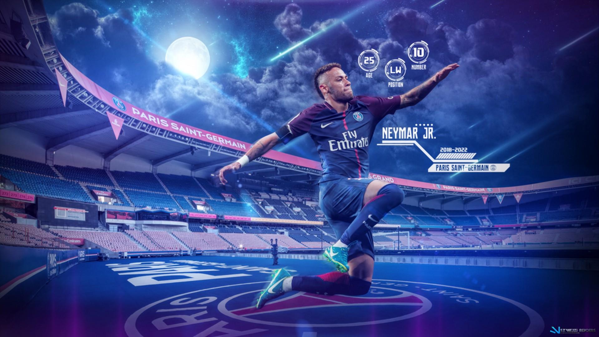 Neymar PSG HD Wallpaper 2018   Live Wallpaper HD 1920x1080