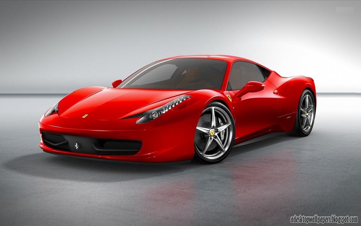 Ferrari Car Desktop Wallpapers, PC Wallpapers, Free Wallpaper ...