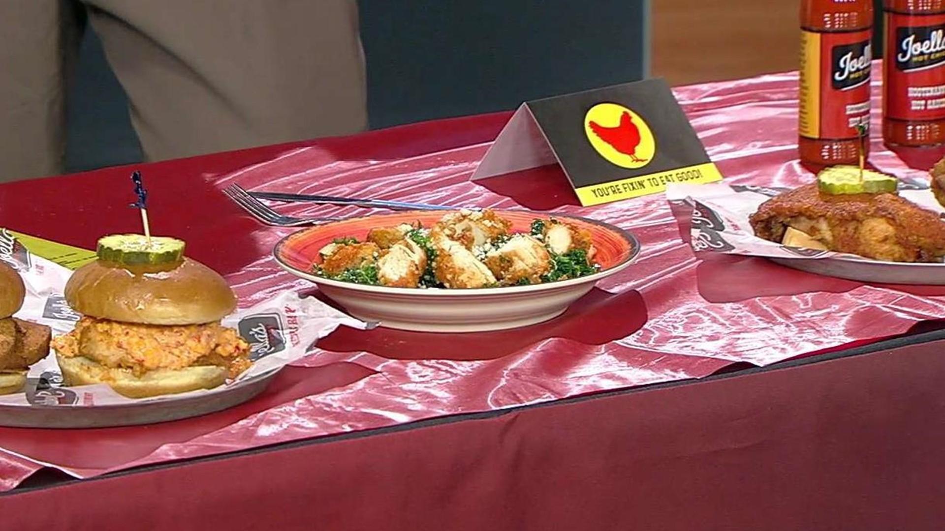 Celebrating National Hot Chicken Day wthrcom 1920x1080