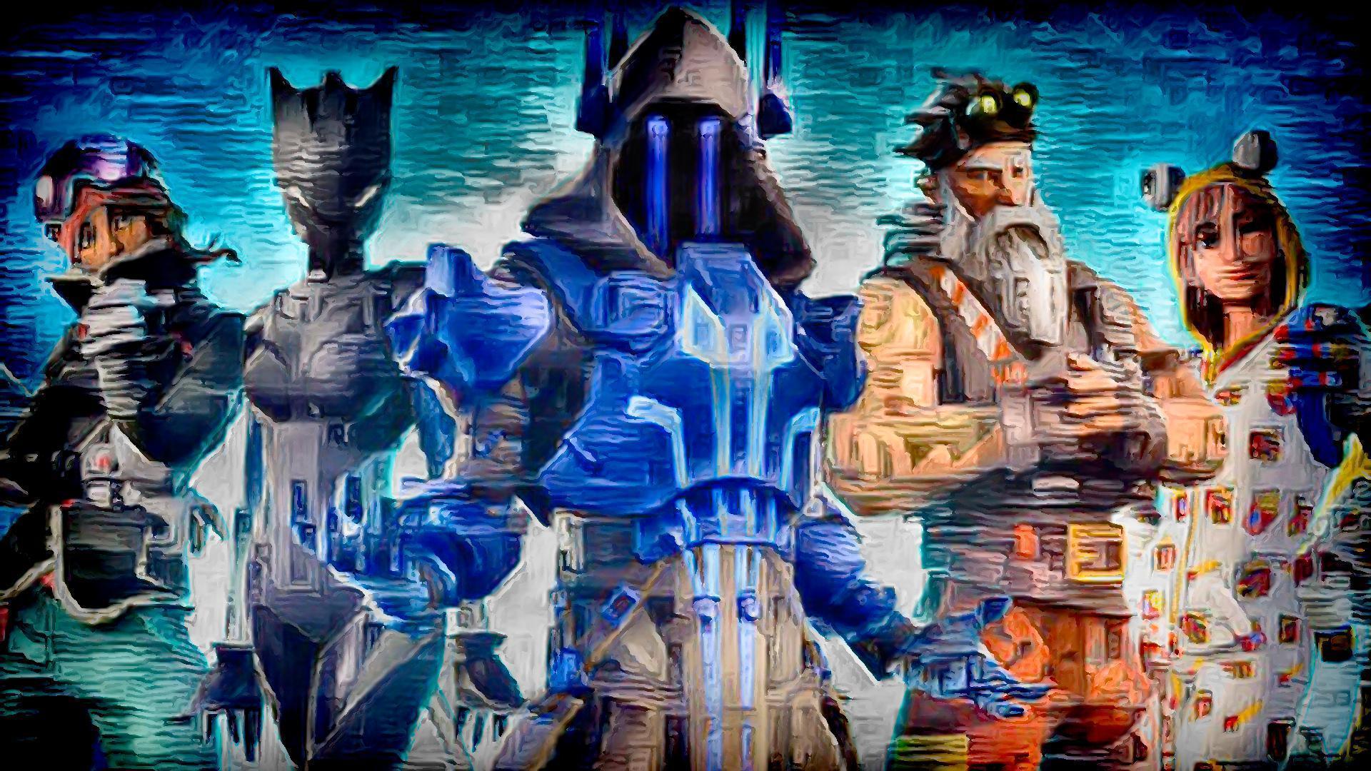 Fortnite Season 7 Skins Lynx Wallpaper Fortnite Battle Royale 1920x1080