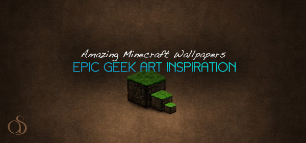 30 Epic Minecraft Wallpapers 600x280