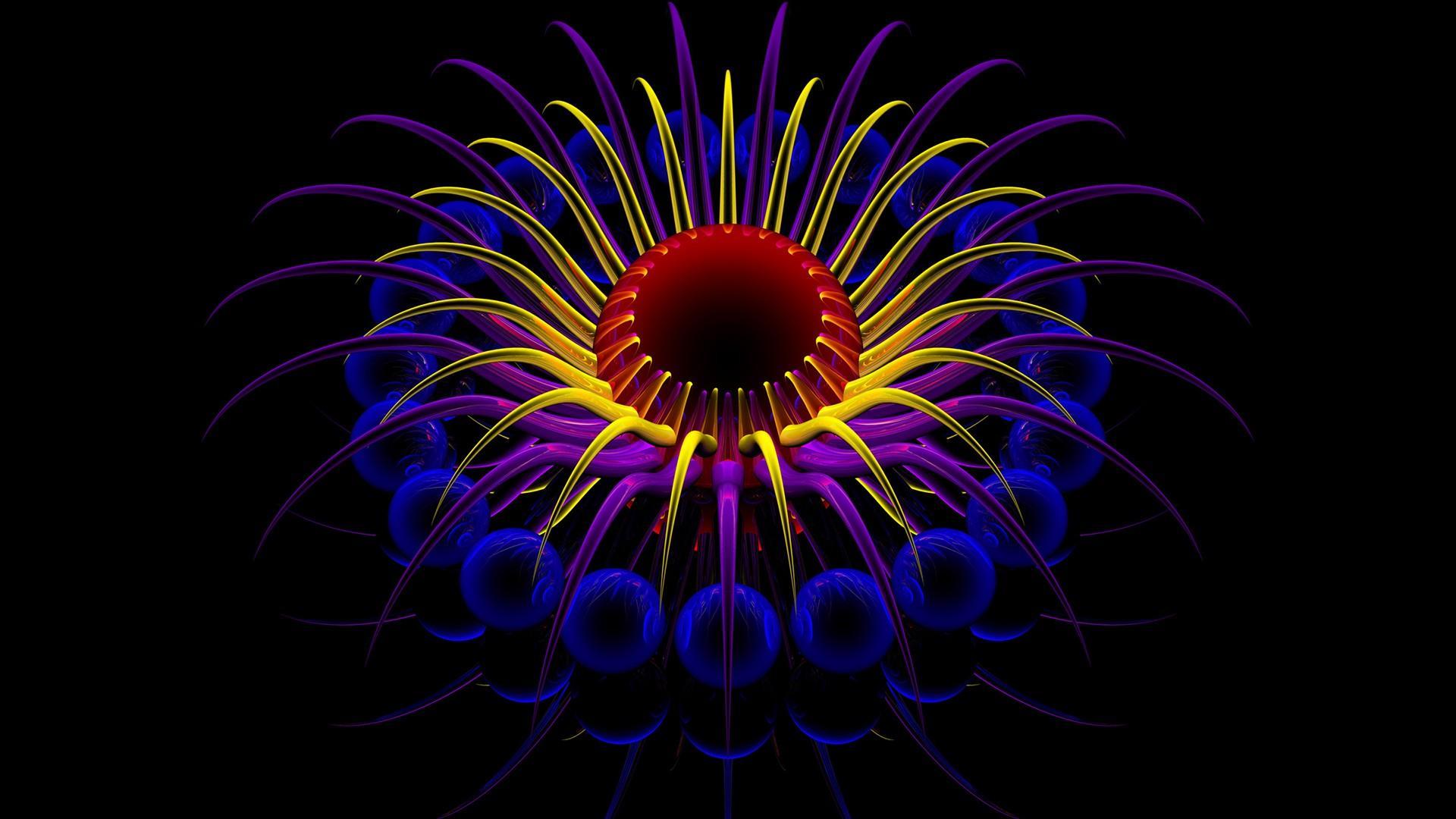 49+ 3D Neon Wallpaper on WallpaperSafari