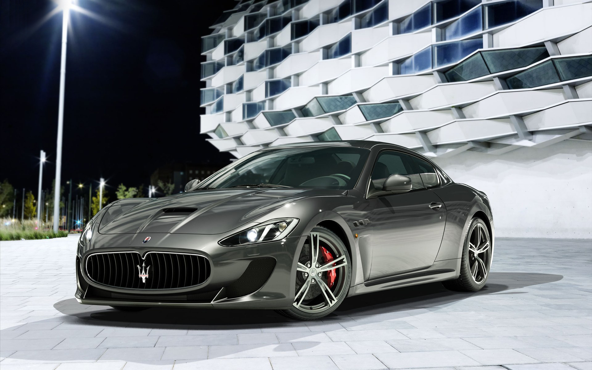 2014 Maserati GranTurismo MC Stradale Wallpaper HD Car Wallpapers 1920x1200