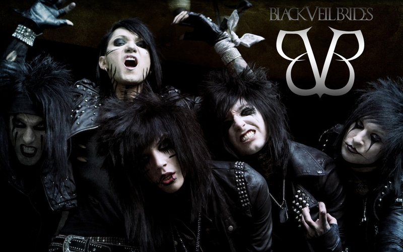 Black Veil Brides Wallpaper Funny   Doblelolcom 800x500