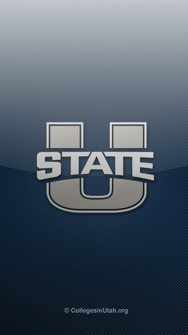 Utah State Aggies iPhone 5 Wallpapers   Colleges in Utah iPhone5 640x1136