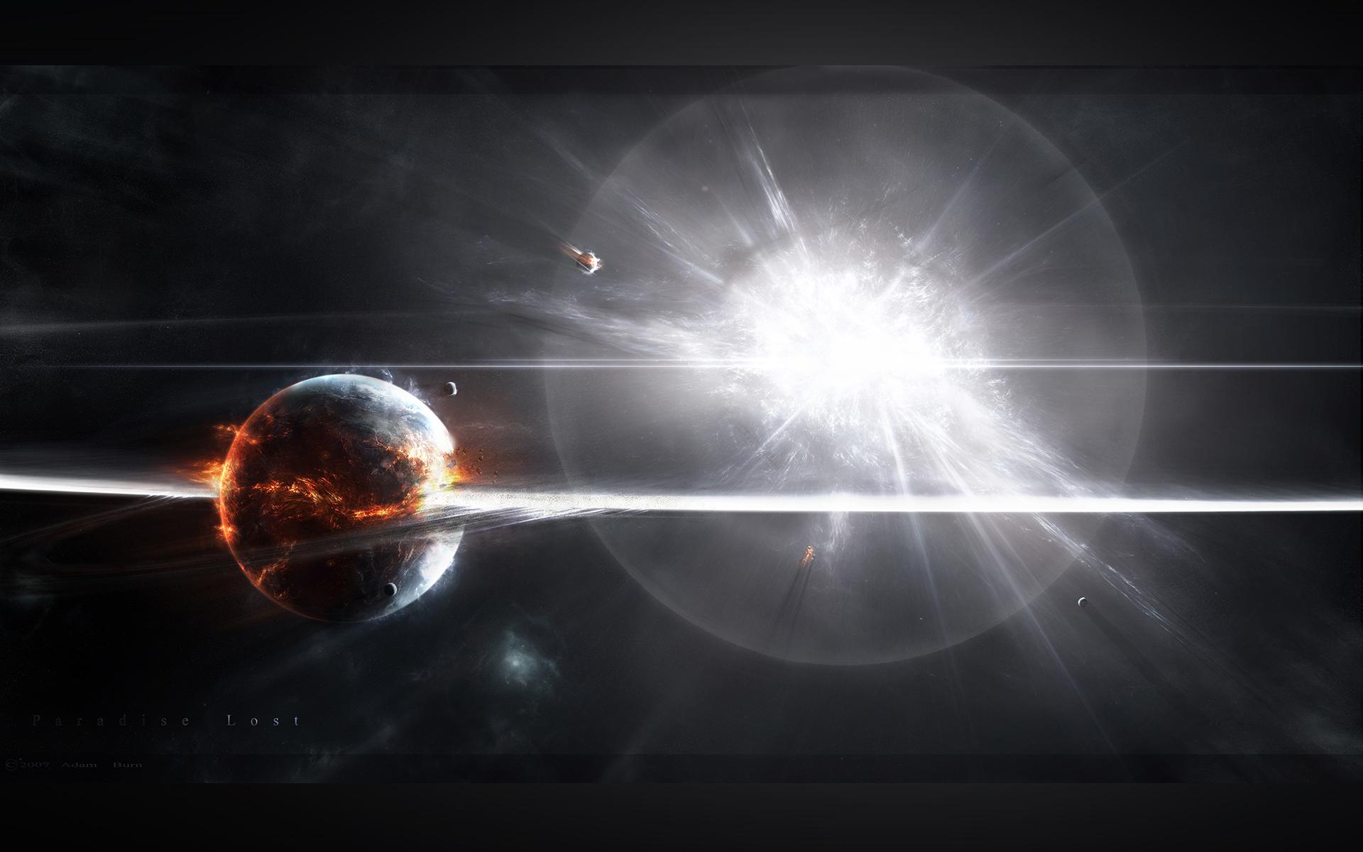 Supernova Explosion wallpaper   436315 1920x1200