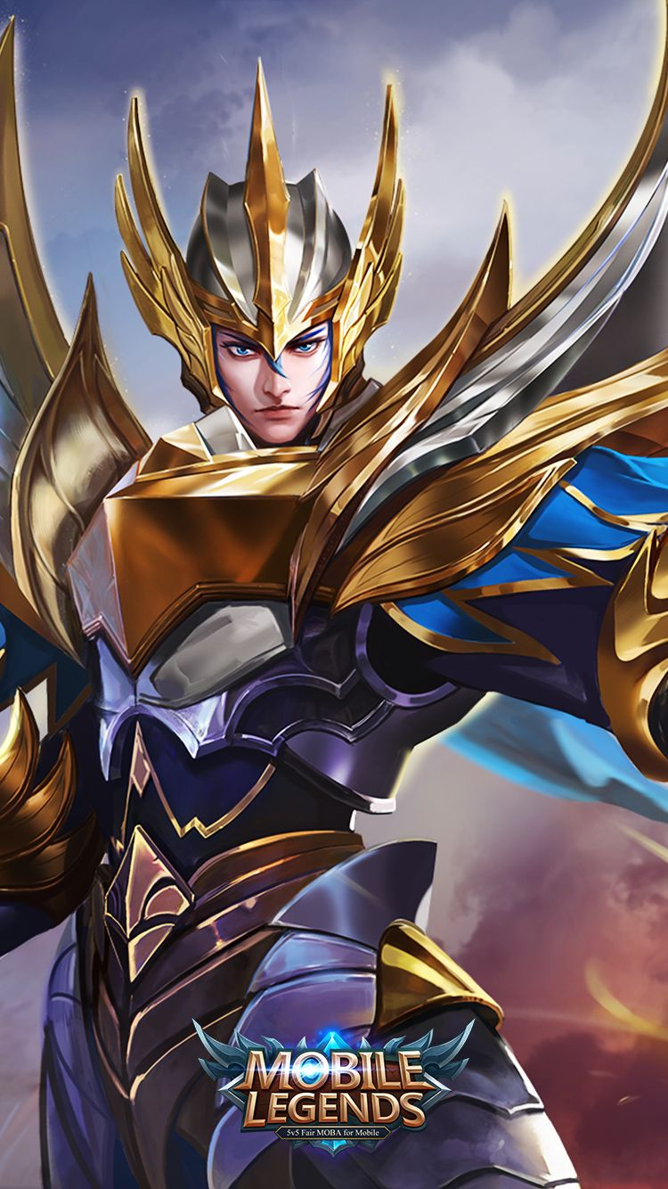 43 New Awesome Mobile Legends Wallpapers   Mobile Legends Photos 750x1334