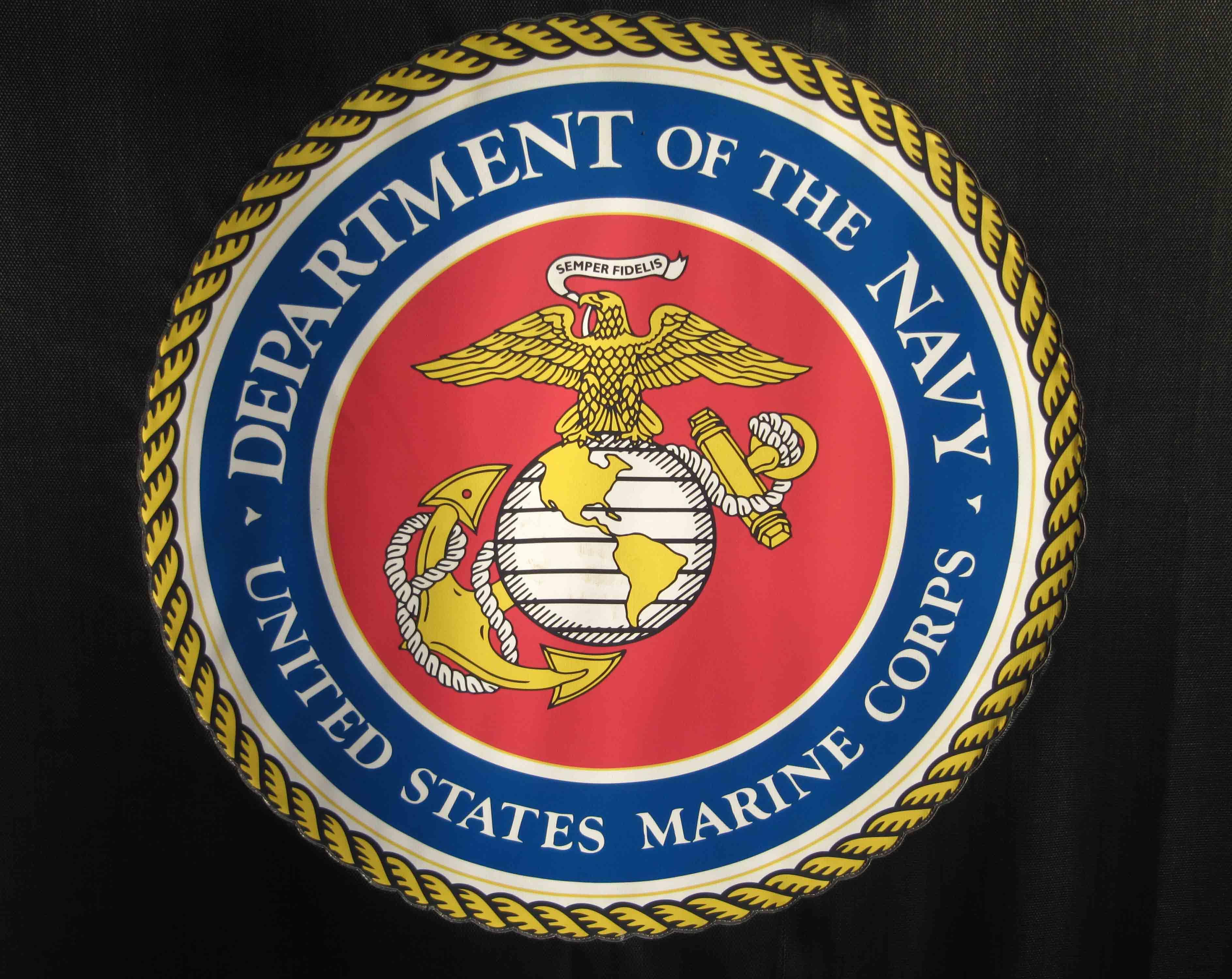 marine corps logo wallpaper - photo #29
