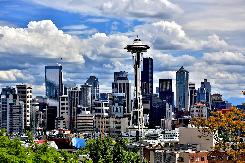 34 Seattle Washington Wallpapers Hd On Wallpapersafari