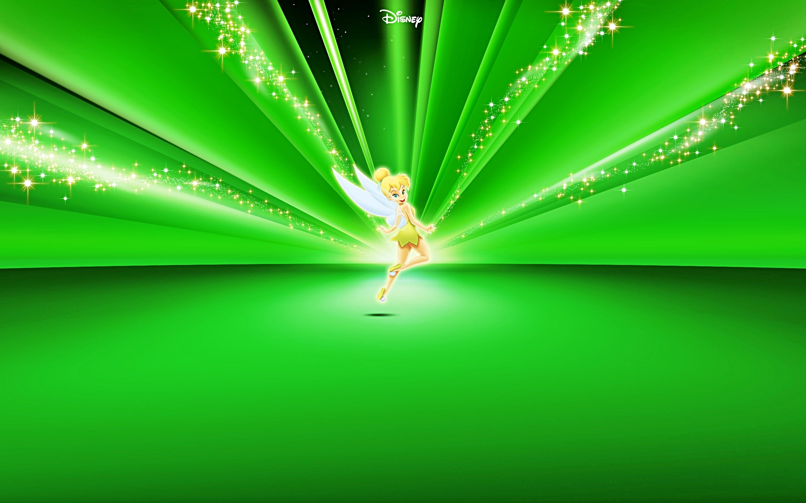 Walt Disney Wallpapers   Tinkerbell   Walt Disney Characters Wallpaper 2560x1600