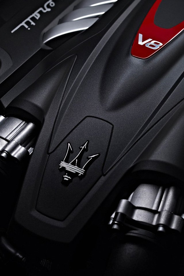 2014 Maserati Quattroporte >> Maserati iPhone Wallpaper - WallpaperSafari